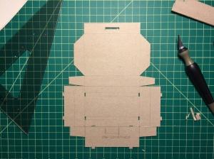 Briefcase style preFold